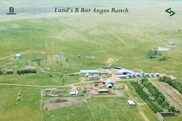 Steve Lund Aerial View