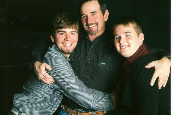 Bob, Steve, & Cooper 2013