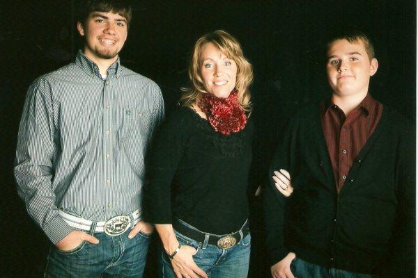 Bob, Melanie, Cooper 2013