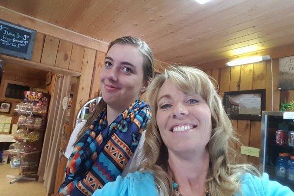 Mother/daughter weekend