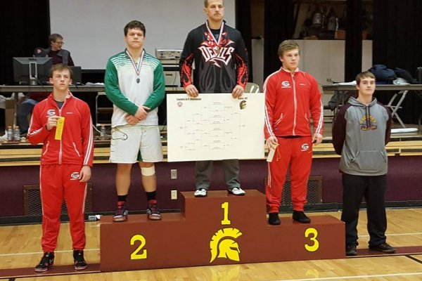 Cooper places 5th at Divisionals...but gets to go to state!